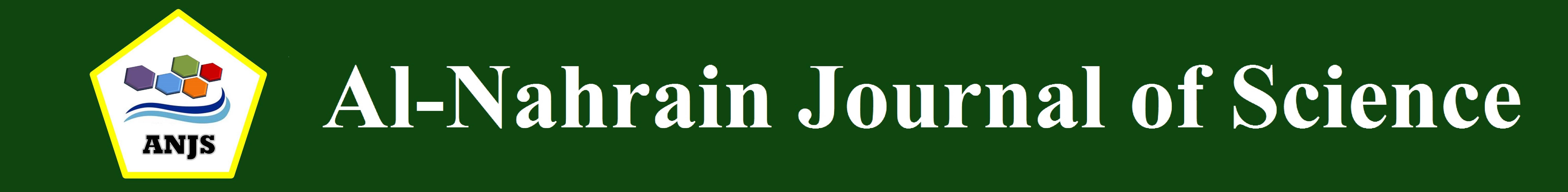 Al-Nahrain Journal of Science (ANJS)